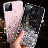 Bakeey Luxury Bling Glitter Hard الكمبيوتر Case For iPhone 11 / For iPhone 11 Pro / For iPhone 11 Pro Max