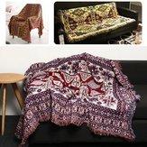 90x240 cm Sofá Bohemian Cotton Cama Jogue Cobertor Colcha Cadeira Settee Cover Conjuntos de Cama