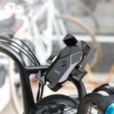 HOCO Bike Bicycle Motorbike Handble Phone Holder For 3.7-6.5 Inch Smart Phone iPhone 11 Samsung Galaxy Note 10