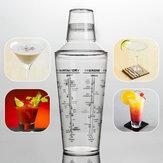 700 ML Professionnel Transparent En Plastique Margarita Boisson Shaker Mélangeur Partie Cocktail Shaker Barman Outils Fournitures Barman Boisson Mélangeur