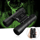 22X32 HD Military Army Binoculars Portable Low-light Night Vision Folding Hunting Camping Telescope