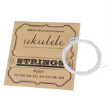 EVAN UK06 Nylon Ukulele String for 21