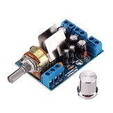 TEA2025B Mini Audio Amplificador Tablero Dual Stereo 2.0 Channel Amplificador Tablero para PC Altavoz 3W + 3W 5V 9V 12V CAR