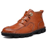 Mjuk kohud Fritid Business Casual Boots