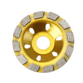 100mm 4 Inch Diamond Grinding Wheel Disc Cutting for Concrete Marble Ceramics Grinding Tool