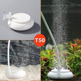 Aquarium Bubble Air Stone Aerator Aquarium Fish Tank Pond Pump Hydroponics Disk
