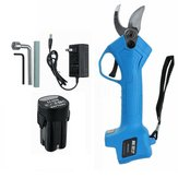 16.8V / 21V Rechargeable Lithium Electric Cordless Secateur Pruning Shears Garden Branch Cutter