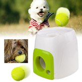 Auto Interactive Fetch Treat Cachorro Cat Pet Ball Toy Play Game Dispenser Pet Toys