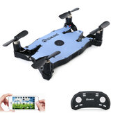 クリスマスセールEachine E57 WiFi FPV Selfie Drone with 2MP 720P HD Camera Auto Foldable Arm Altitude Hold RC Quadcopter