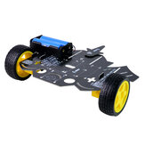 XIAO R DIY 2WD Smart RC Robot Car Chassis Kit With TT Motor For