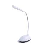 LED Moderno Flexível Dobrável Proteção Para Os Olhos Night Light AAA Bateria Alimentado Livro de Leitura Luzes Candeeiro de Mesa Para Crianças