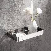 Paslanmaz Çelik Bardak Sabun Bulaşık Duvar Tutucu Banyo Duş Saklama Sepetleri Aksesuarları