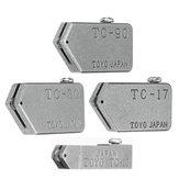 4шт TC-17 TC-30 TC-10 TC-90 Запасные наконечники для стекла Toyo Прямая режущая головка для плитки