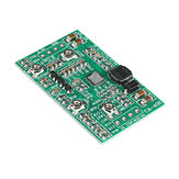CA-408 Boost Board Module LCD TCON Board VGL VGH VCOM AVDD 4 Channel Adjustable Step Up Module