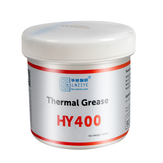HY410-CN1000 1kg White Thermal Conductive Grease Paste Heat Sink Thermal Grease for PC CPU Cooling