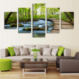Unframed Wall Paintings Decoratieve schilderijen Wall Art voor kamers KTV hotels