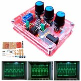XR2206 Signal Function Generator DIY Kits + Case Sine Triangle Square 1Hz-1MHz