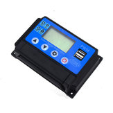 10-50A Solar Charge Controller with LCD Display