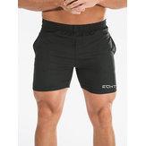Pantaloncini sportivi da allenamento per uomo Gym
