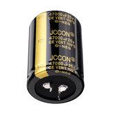 47000UF 25V 35x50mmラジアルアルミニウム電解コンデンサ高周波105°C