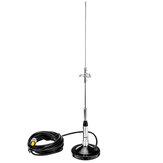 3,0 dB double Bande antenne de station mobile d'autoradio NL-770S talkie-walkie UHF / VHF