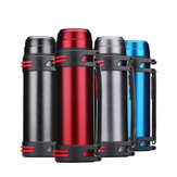 Stainless Steel Portable Water Bottle Thermos Vacuum Cup Camping Travel Portable Insulated Cup