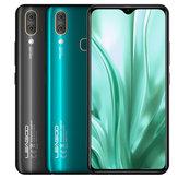 LEAGOO S11 6,3 tommer vanddrop fuld skærm dobbelt bagkamera Android 9.0 4GB 64GB Helio P22 Octa Core 4G Smartphone