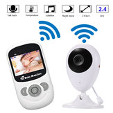 IP inalámbrica Cámara 2.4 pulgadas Monitor 960P WiFi Security Cam Security Home Baby Monitors