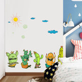 Miico FX64044 Children's Room And Kindergarten Decorative Wall Sticker Cartoon Stickers DIY Stickers