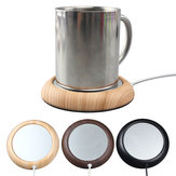 USB Heating 5W High Power Insulation Table Mats Electric Coffee Milk Cup Warmer Mat Pad