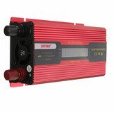 XUYUAN 2000 W / 4000 W / 6000 W solare Power Inverter DC 12V a CA 110 V Convertitore da onda sinusoidale modificata con digitale Display
