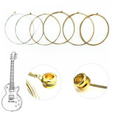 1 Set Nanoweb 12002 Light Electric Guitar String Coating Antioxidante