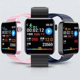 Bakeey M5 1,54 Zoll Voll-Touchscreen-Armband Armband Multi-UI-Display Blutdruckmessgerät Smart Watch