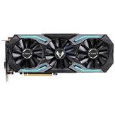 MAXSUN MS-GeForce GTX1660 Super iCraft 6G Gaming فيديو الرسومات بطاقة 128bit 1530MHz 14000MHz GDDR6 عالي الوضوح DP DVI