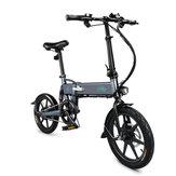[EU Direct] FIIDO D2 36V 250W 7.8Ah 16 pouces pliant cyclomoteur vélo 25 km / h Max 50 km kilométrage vélo électrique