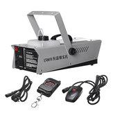 1500W 220V Stage Fog Smoke Machine Fogger Wireless Remote No Light for Wedding Party