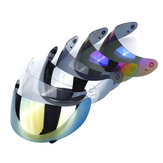 Atualizado Lens Fit K3 K4 Motocicleta Wind Shield Helmet Visor Anti-UV Máscara Bicicleta ao ar livre E-bike Riding