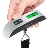 Sac de pesage de poche pesant portatif électronique de voyage de balance électronique de 50KG Digital valise SAC