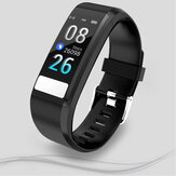 Bakeey 115 Pro HD Dynamic UI Display Wristband ECG Heart Rate Blood Pressure Sport Tracker Smart Watch