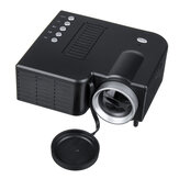 Bakeey HD LED Projector Mini Home Theater Cinema HDMI USB VGA AV Beamer Systems Media Player