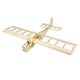 Dancing Wings Hobby R03 Mini Stick 580mm Spanwijdte Balsahout Lasergesneden RC Vliegtuig KIT / PNP