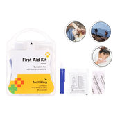 20 Pcs First Aid Kit Emergency Medical Bag Sport Camping Travel Survival Tools