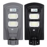 90W LED Solar Street ضوء PIR Motion المستشعر مراقبة Outdoor Wall Wall Lamp