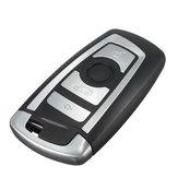 4 BTN Uncut Blade Fob Дистанционный Ключ Shell Чехол Для BMW 1 3 5 Серия F10 F20 F30 F40