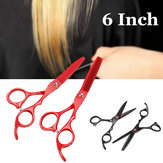 6'' Professional Hairdressing Scissors Hair Cutting Thinning 2X Set Barber Shear