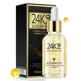24K Gold Collagen Essences Serum Skin Care Anti Aging Moisturizing Liquid Cream