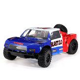 VRX RH1008 1/10 2.4G Force.18 méthanol carburant moteur RC voiture 75km / h grande vitesse modèles de véhicules de camion RTR