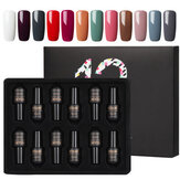 ROSALIND 12Pcs Gel Nail Polish Set