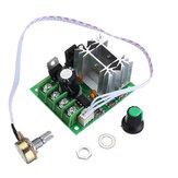CCM6C Mini PWM Regulator prędkości silnika prądu stałego 6V 12V 24V 30V Mini DC Bezstopniowy przełącznik regulacji prędkości silnika