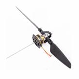 Hélice de paso variable CZ F3P 4D Tipo A / Tipo B para EVP de ala fija Sistema de paso variable eléctrico para aviones de ala fija 4D Fly para planeador RC
